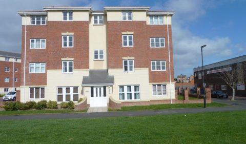 Regency Apartments, Citadel East, Killingworth, Newcastle, Tyne and Wear