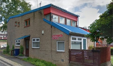 Brinkburn Lane, Byker, Newcastle, Tyne and Wear
