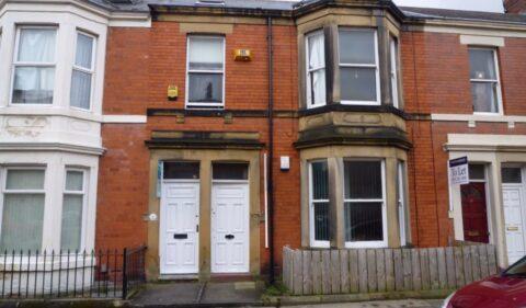 Hazelwood Avenue, Jesmond, Newcastle upon Tyne, Tyne and Wear