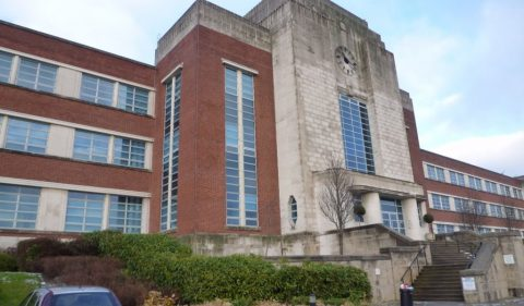 Wills Building, Coast Road, Newcastle upon Tyne