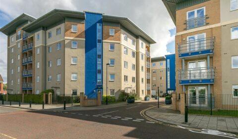 Knightsbridge Court, Gosforth, Newcastle, Tyne and Wear