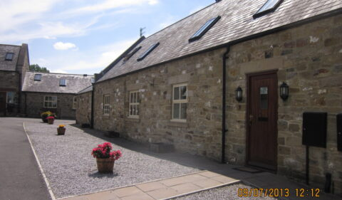 The Courtyard, North Farm, Lamesley