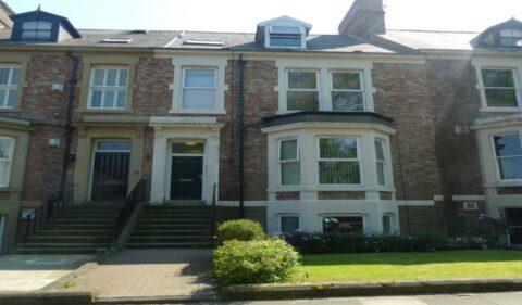Burdon Terrace, Jesmond, Newcastle, Tyne and Wear